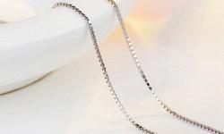 Dây chuyền bạc nữ giá rẻ có thật sự tốt hay không?