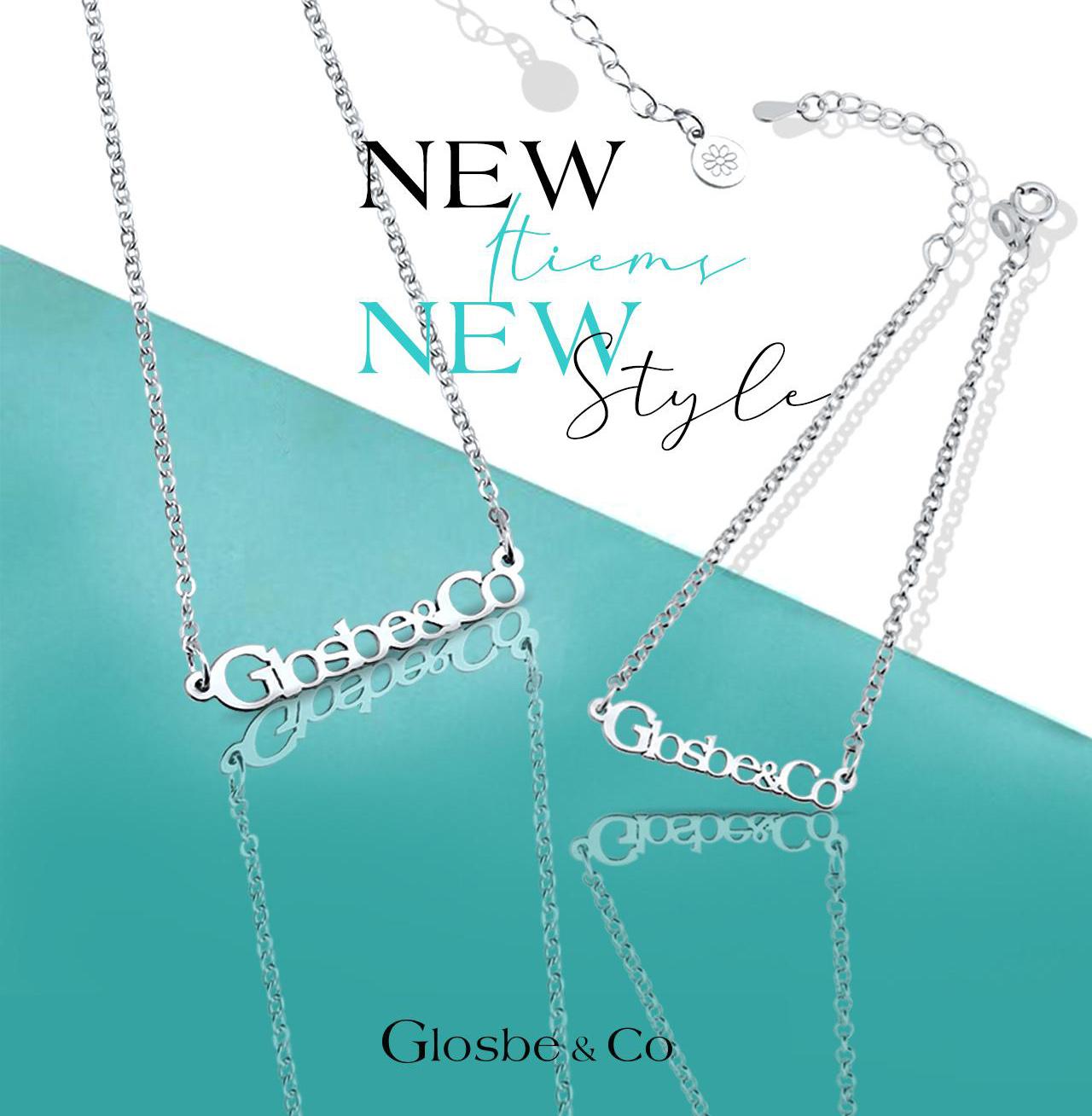 Lắc Tay Bạc Nữ Glosbe&Co